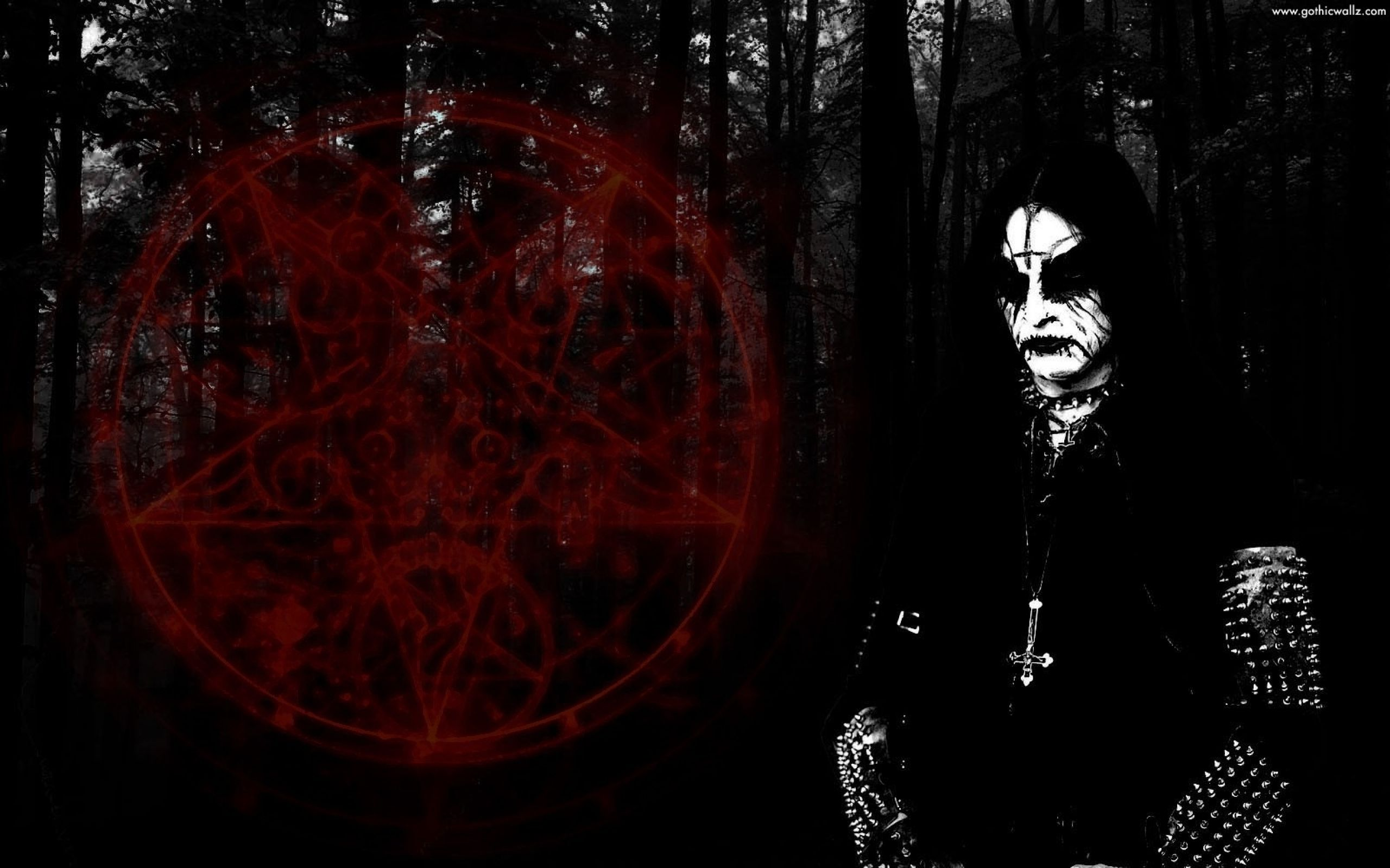 Download Wallpapers, Download 2560x1600 music metal gothic