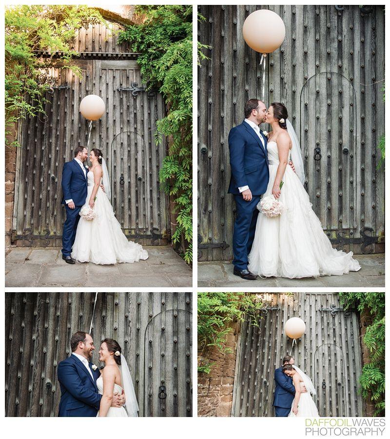 Wedding Altar Sims: An Outdoor Wedding At How Caple Court Gardens