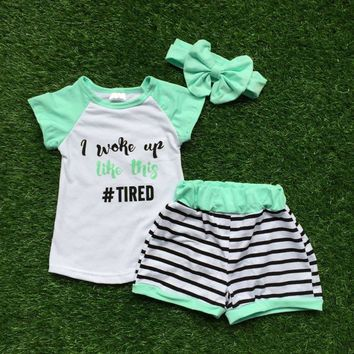 Best Baby Girls Outfits With Headbands Products on Wanelo  7c52a7c2eb42