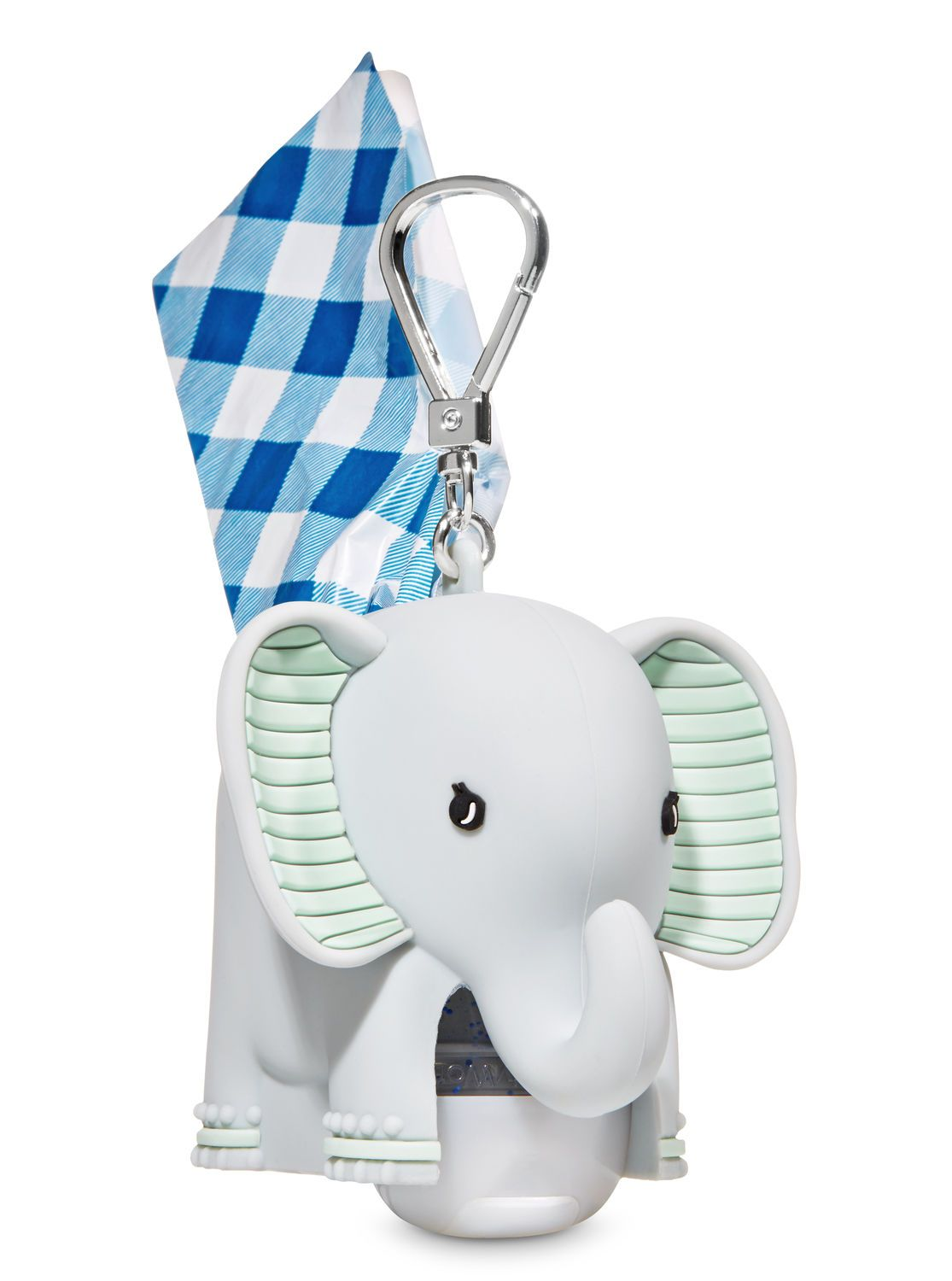 Emerson The Elephant Disposable Changing Station Bag Pocketbac