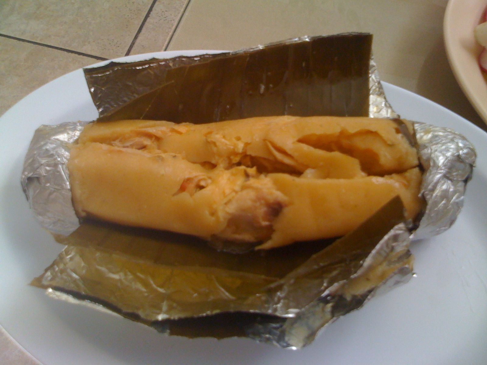 how to make chicken tamales