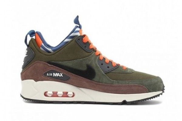 Air Max 90 Prm Sneakerboot (vert Légion)
