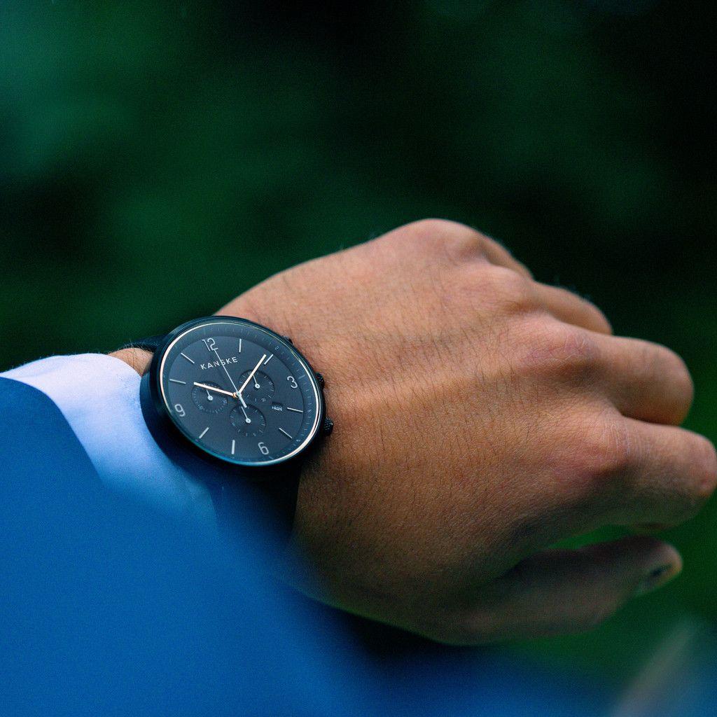 Kanske Occam's Razor Gold - Kanske ur - Kanske Watches - Kanske Ure - Watches Denmark - Danish watches