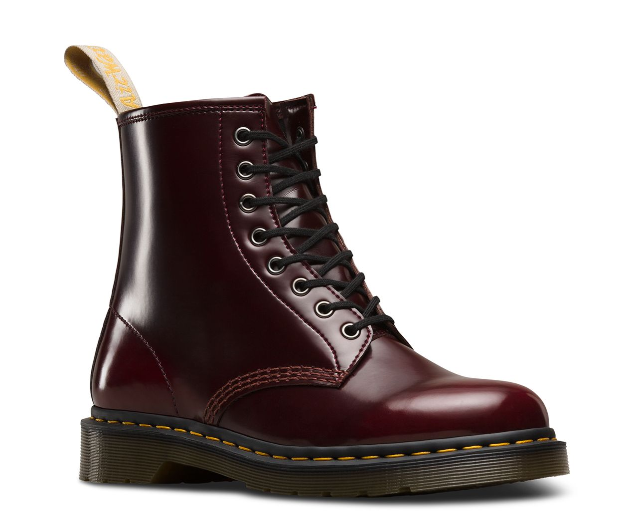 GIRLS WOMEN/'S NEW SCHOOL DR CASUAL PUNK RETRO VINTAGE LACE UP LEATHER DMS BOOTS