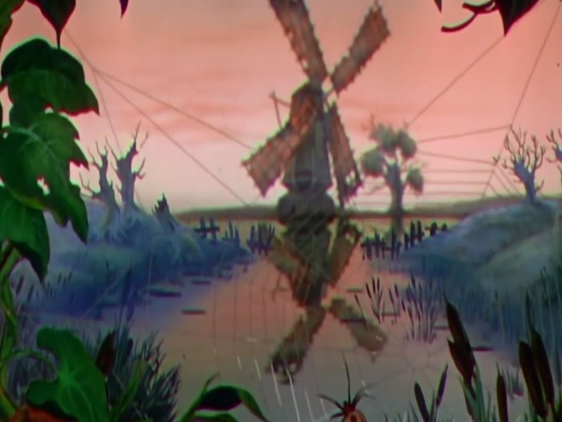 Disney The Old Mill Animation Backgrounds Animation Backgrounds