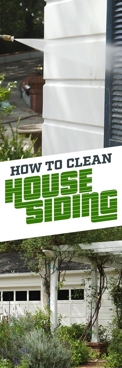 How to clean house siding misc clean house house - How to clean the exterior of a house ...