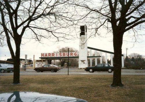 Harrisburg Drive In Harrisburg Dauphin County Drive In Theater