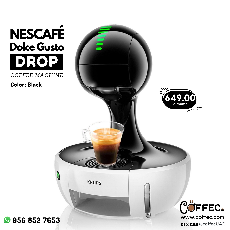 Nescafe Dolce Gusto Drop Coffee Machine Dolce Gusto Nescafe Coffee Machine
