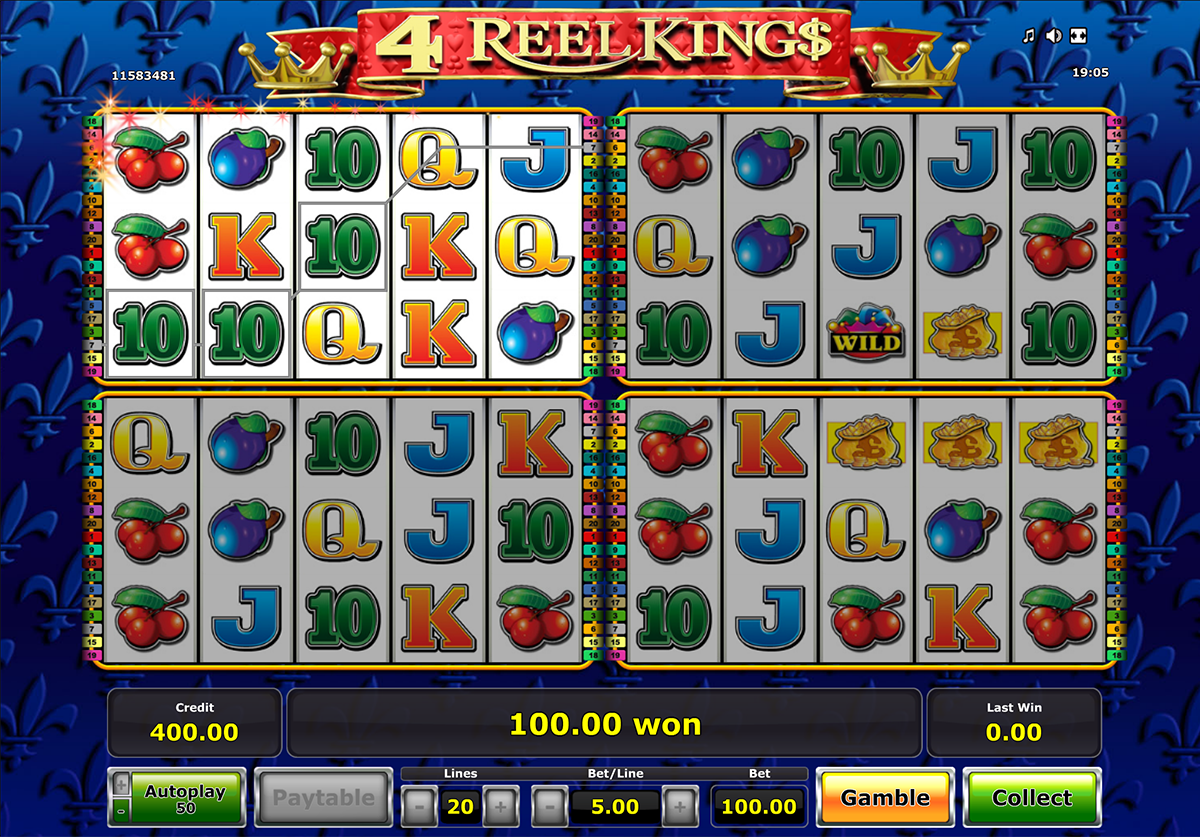 Spiele The Reel Macau - Video Slots Online