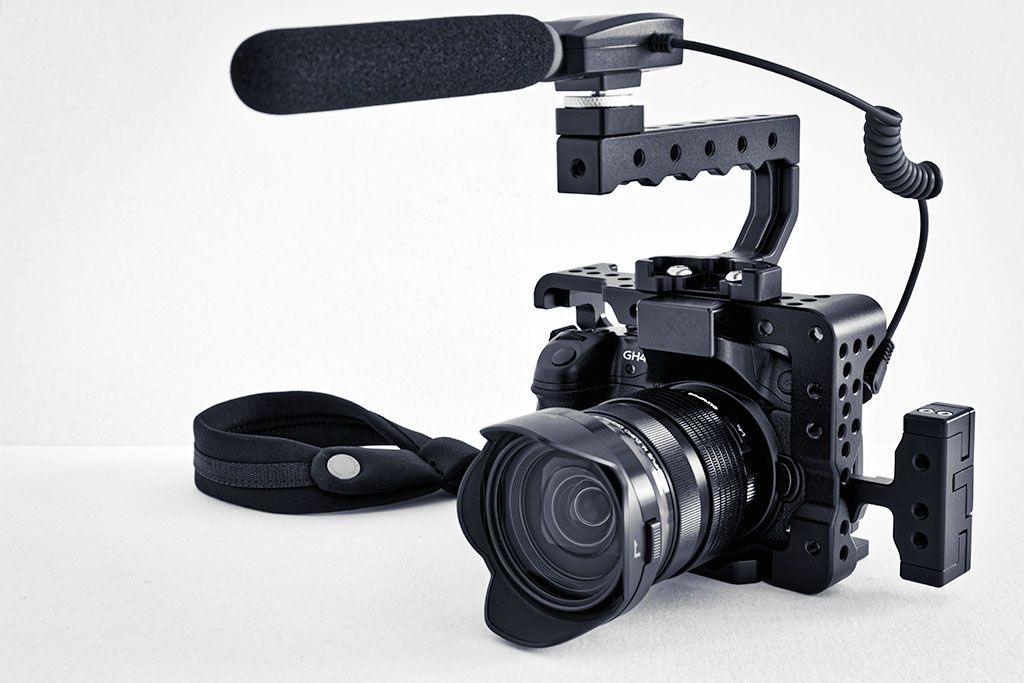 A Motionnine Cage Saved My Panasonic Gh4 My Moviemaking Career Planet5d Curated Digital Image News Dslr Video Panasonic Gadgets And Gizmos