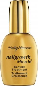 Nailgrowth Miracle Sally Hansen It Will Make Your Nails Strong And Long Best Nail Product I Ve Ever Tried