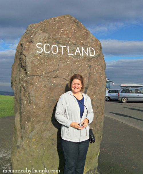 Scotland Trivia - Memories by the Mile
