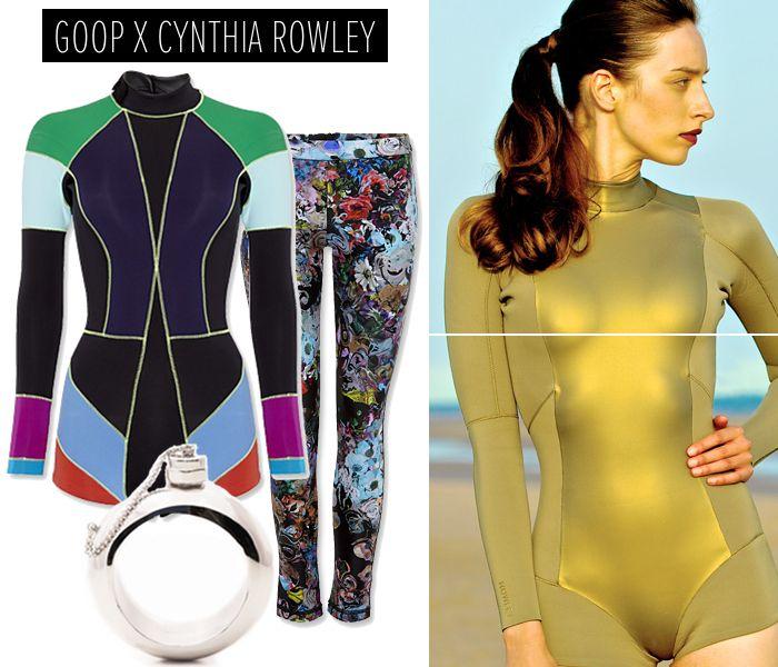 Goop X Cynthia Rowley 2014 -