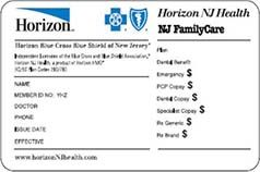 Horizon Dental Coverage Medical Insurance Health Insurance