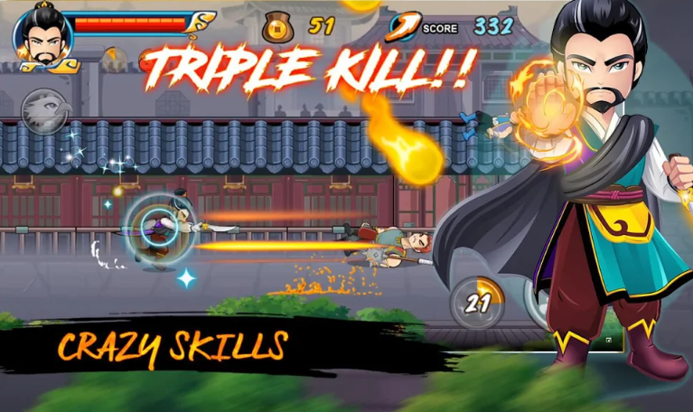 Sword Man Legend Infinity Run, Monster Hunter v1.0.2 Mod