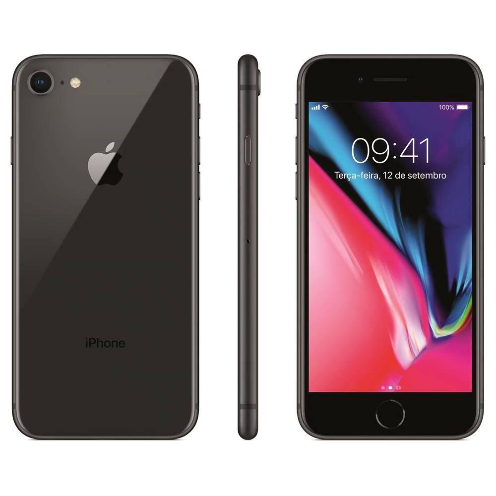 Que Preco Iphone 8 64gb Tela 4 7 Ios 4g Camera 12mp Apple