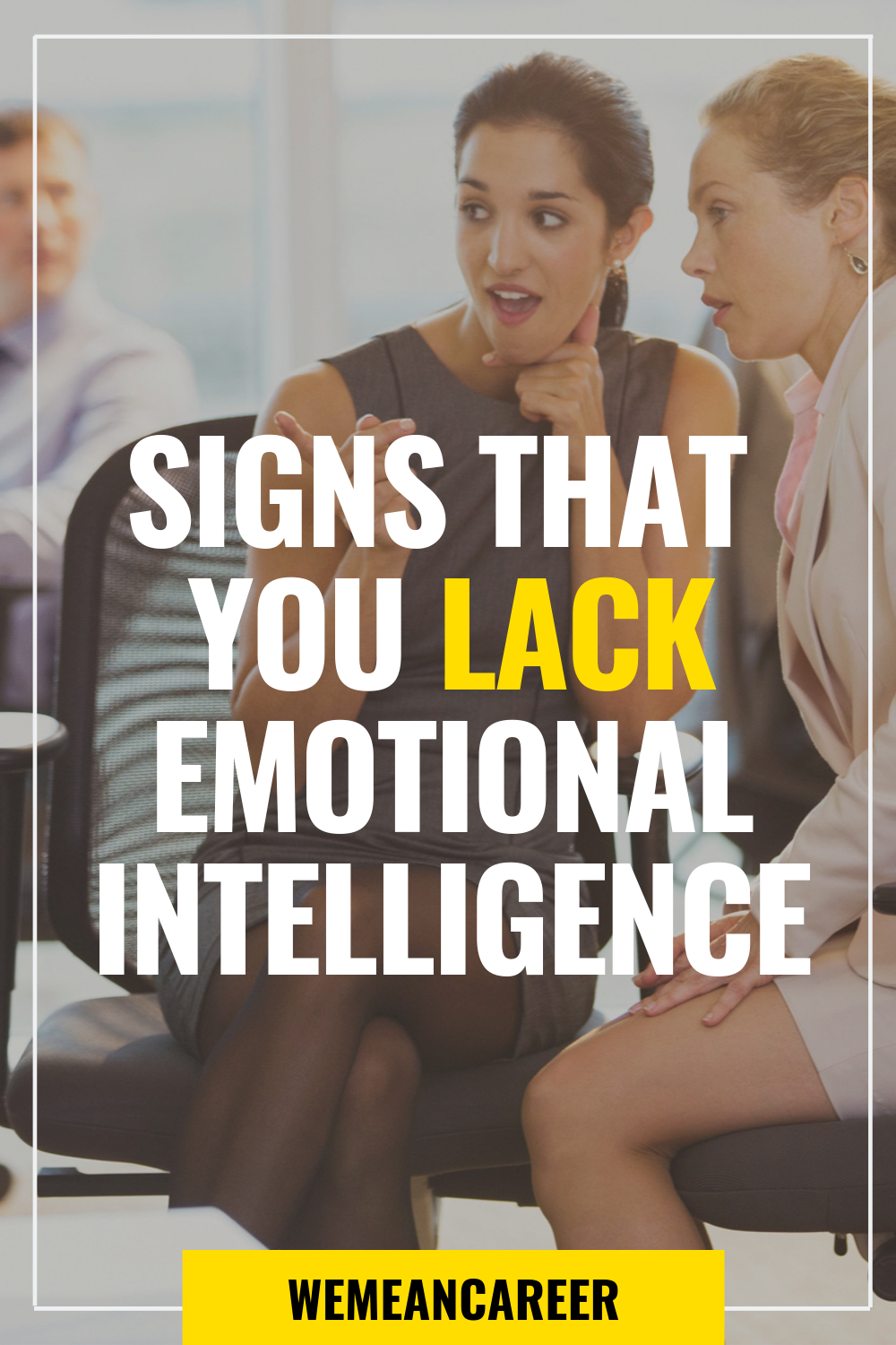 Emotional Intelligence In The Workplace (With images ...