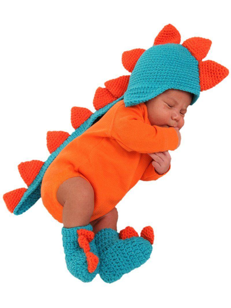 Princess Paradise Baby Dragon Infant Halloween Costume Newborn Booties + Hat 525cb4dc05f