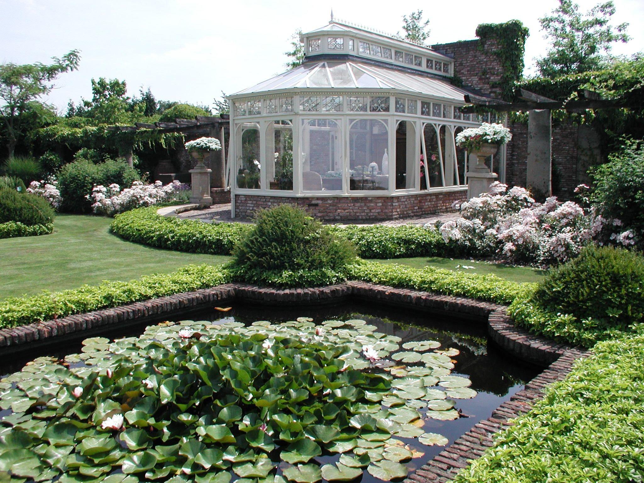 Die Schönsten Privaten Gärten In mehreren dekorierenden ...