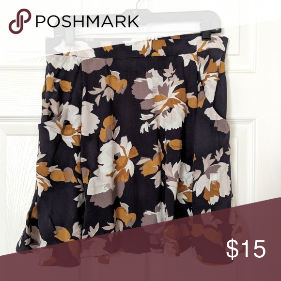 ⭐ 🛍️ Floral Skirt