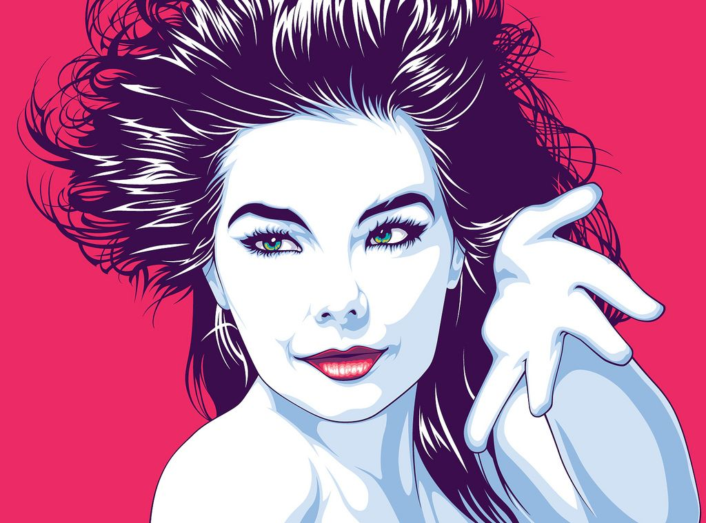 15 best images about Vector Art on Pinterest | Billy idol, Adobe ...