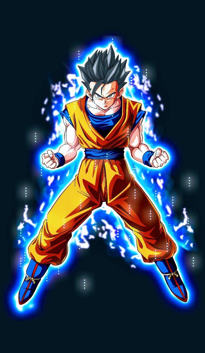 Gohan Ultra Instinct Dragon Ball Super Anime Dragon Ball Super Dragon Ball Super Manga Dragon Ball Artwork