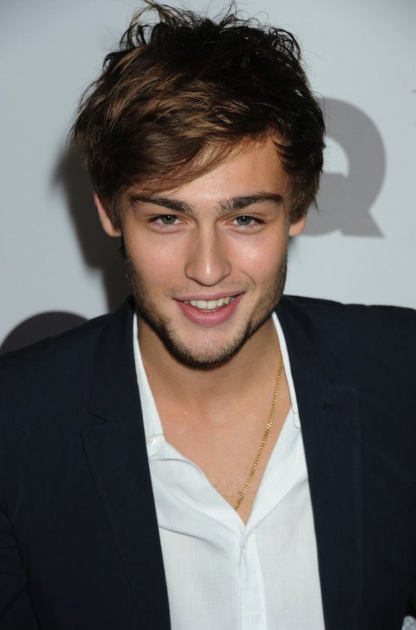 Douglas Booth - That smile just knocked the life out of me ...