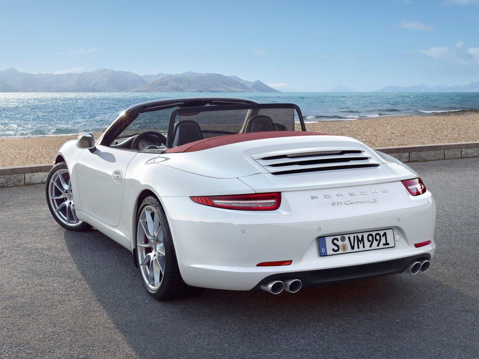 2016 Porsche 911 Carrera 4 GTS Cabriolet