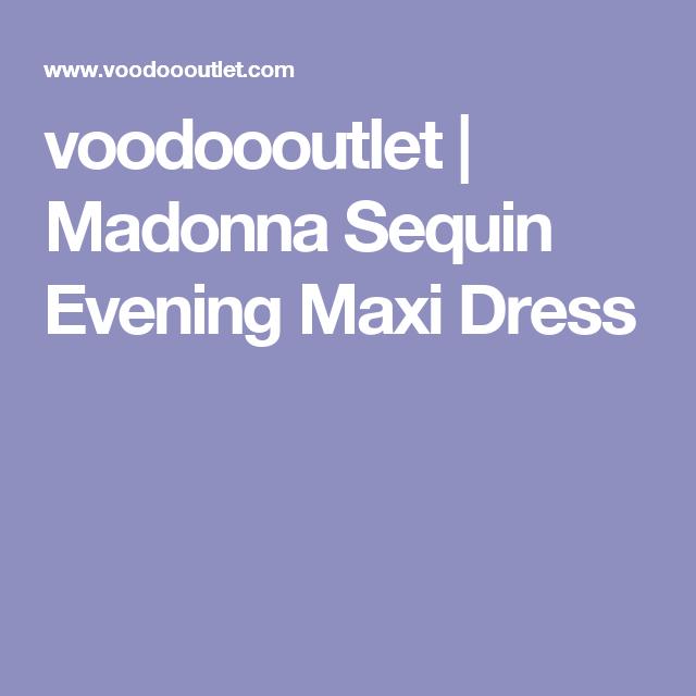 Madonna maxi dress