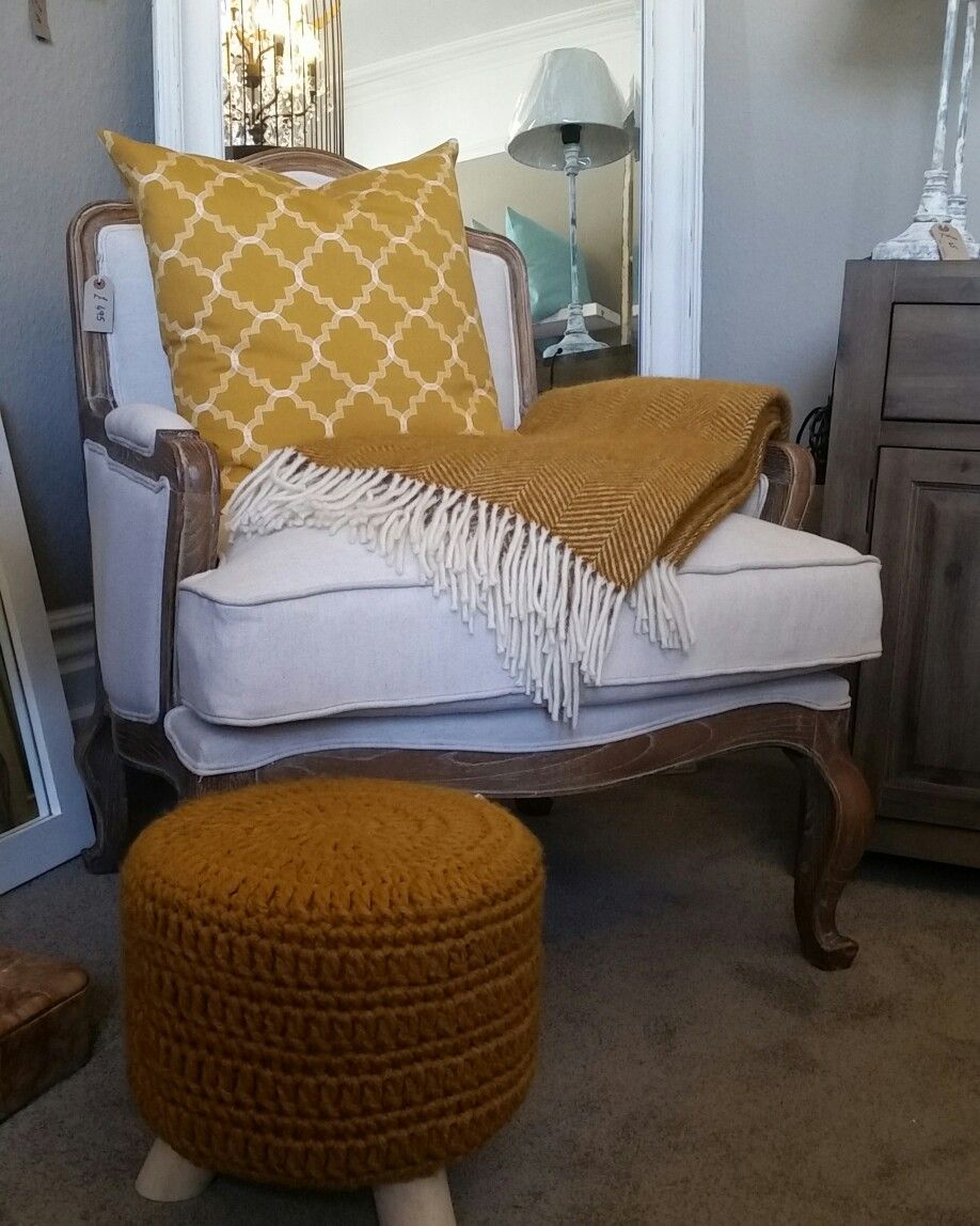 A beautiful frecheville chair with a natural finish