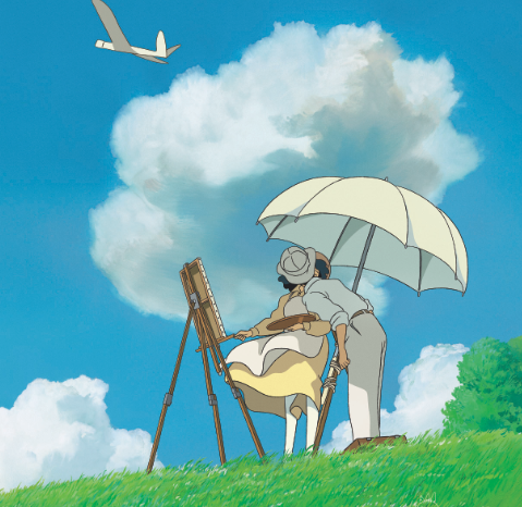 Challenging Themes For A Japanese American Dad In The Wind Rises Ghibli Movies Studio Ghibli Movies Wind Rises