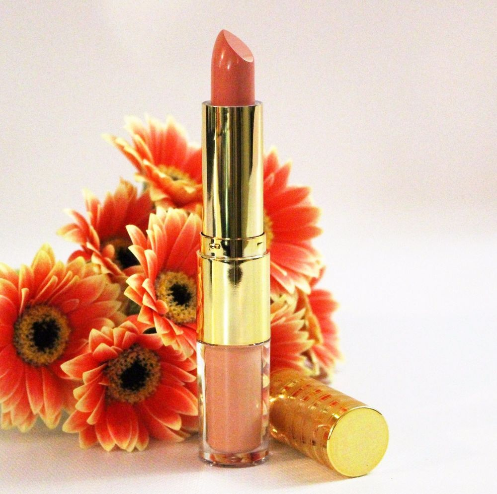 TARTE Double Duty Beauty The Lip Sculptor Double Ended Lipstick & Gloss - Basic #Tarte $24.00 available @ stores.ebay.com/kleeneique #kleeneique