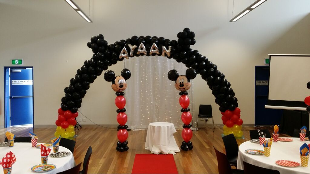 Balloon Arches Decorations in Sydney | Balloon Arch Arrangements. balloonart.com... -  #Arch ... #balloonarch