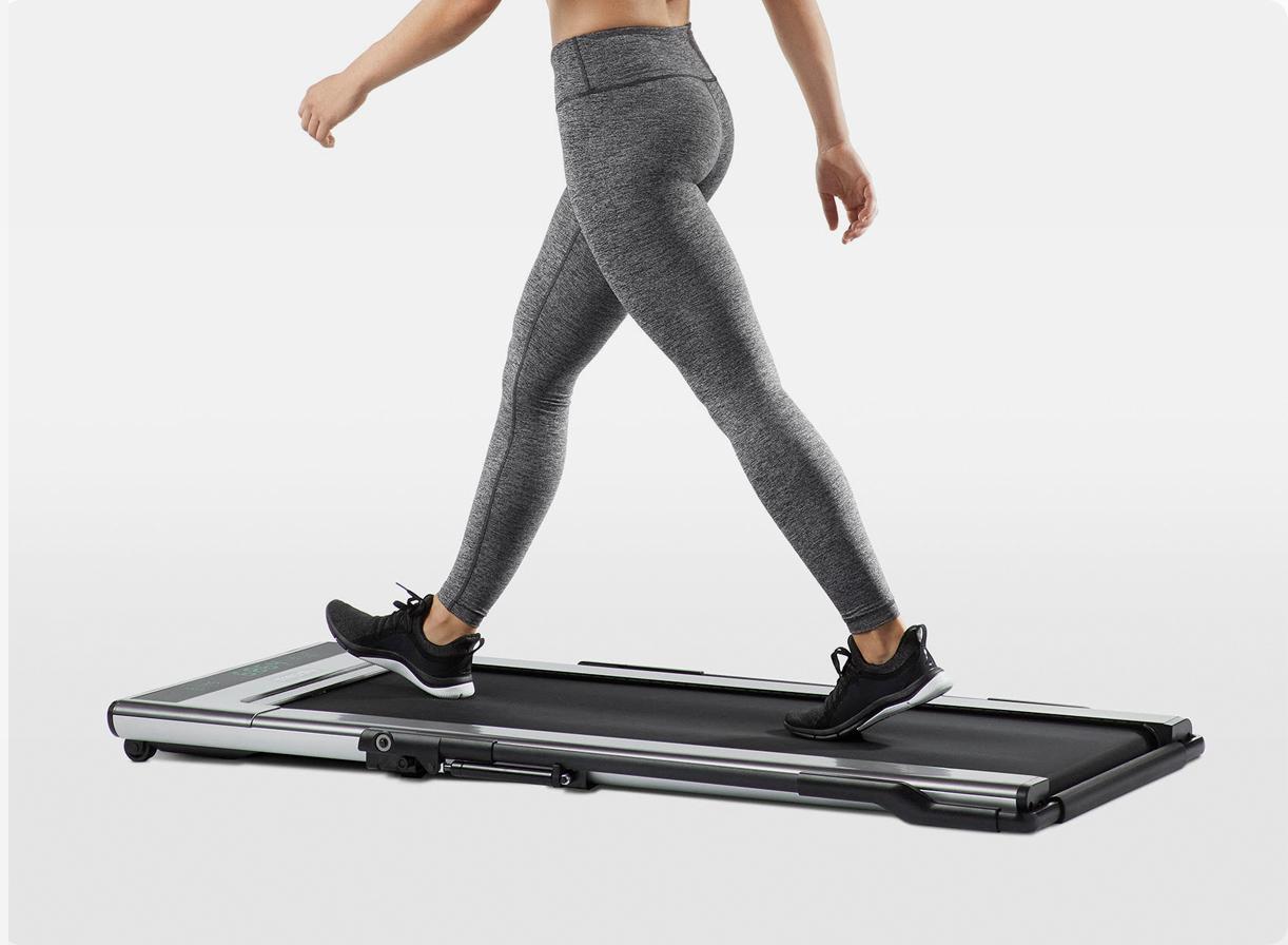 Treadly® Meet the world's thinnest treadmill. Treadly is