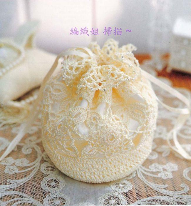 Delicadezas en crochet Gabriela: Bolsa multiuso | muñecas lindas ...
