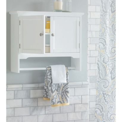 Superieur Threshold Wall Cabinets | Threshold™ Harrison Wall Cabinet   White