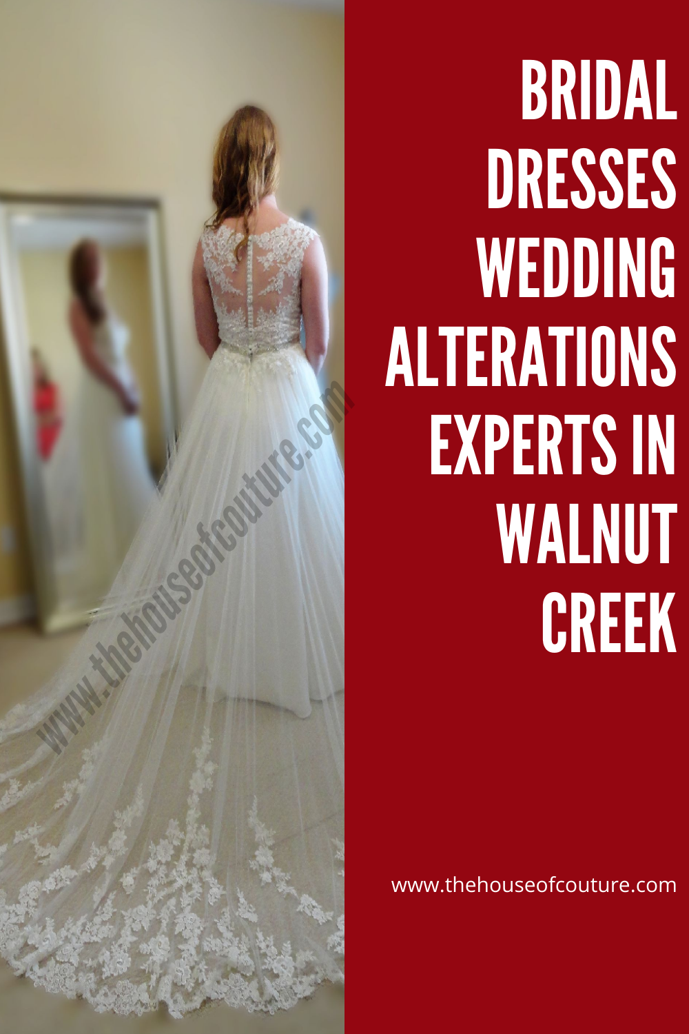Wedding Alterations Experts in Walnut Creek in 2020