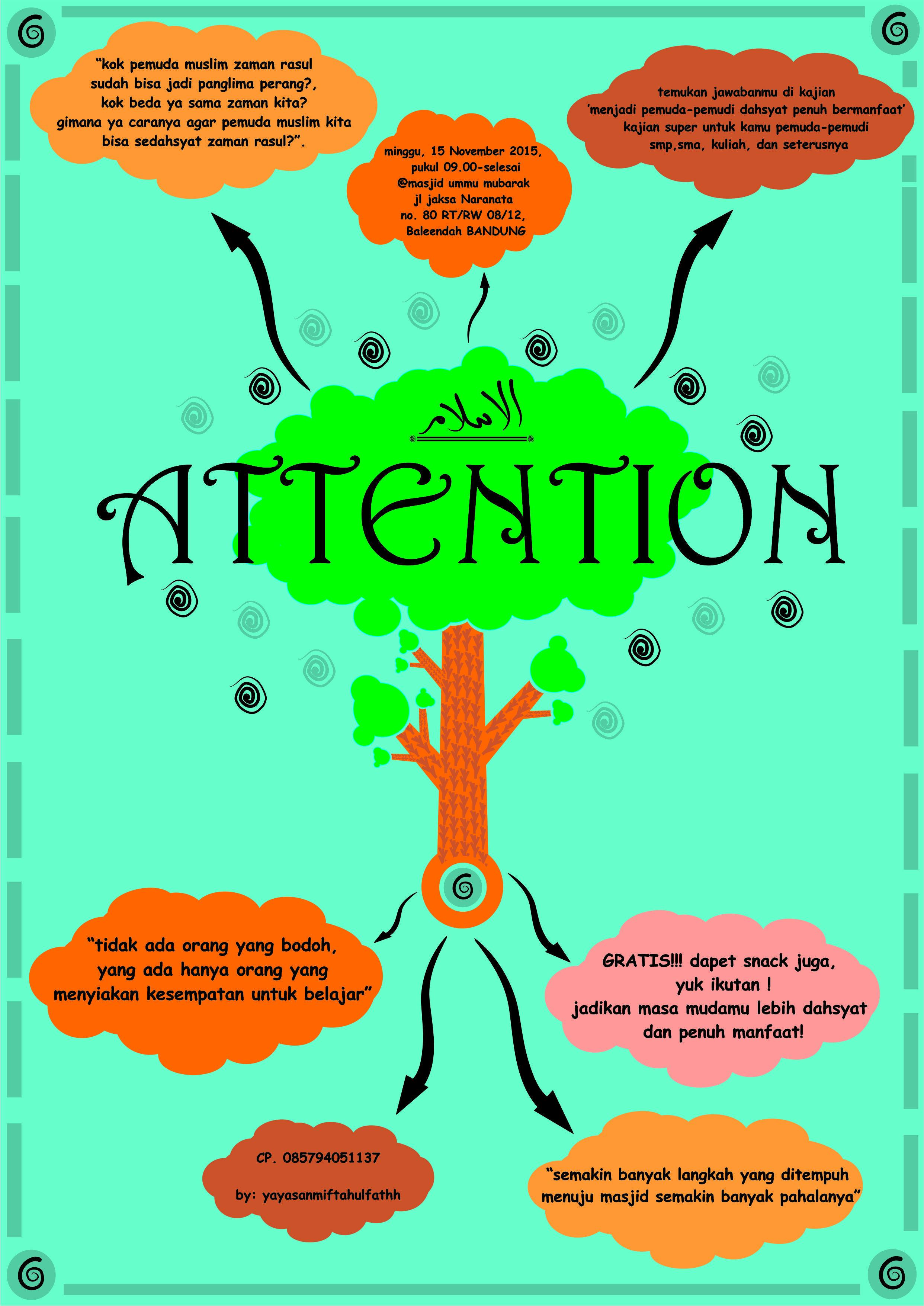 poster untuk acara kajian islam miftahulfath(1)   Smp ...
