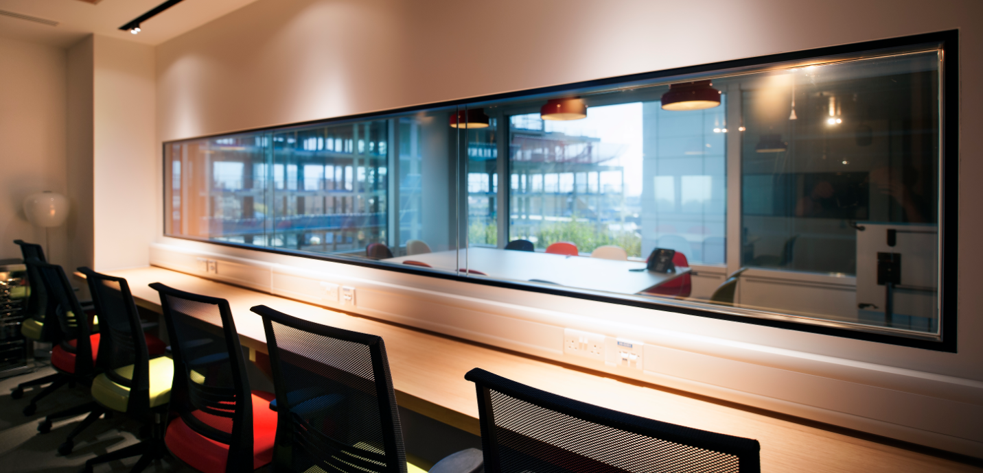 International Market Research Company Viewing Room furniture