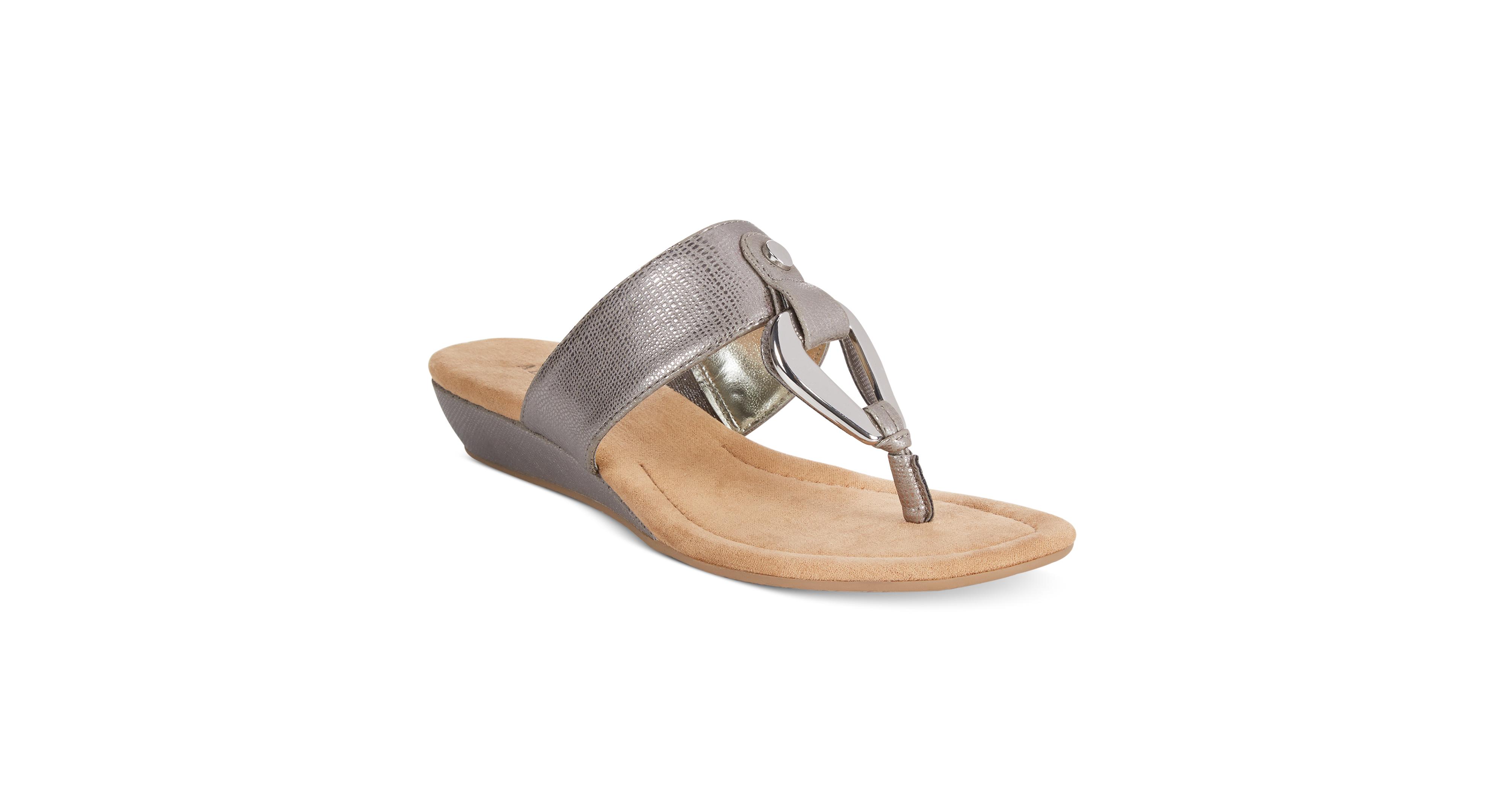 Alfani Women's Forray Thong Sandals