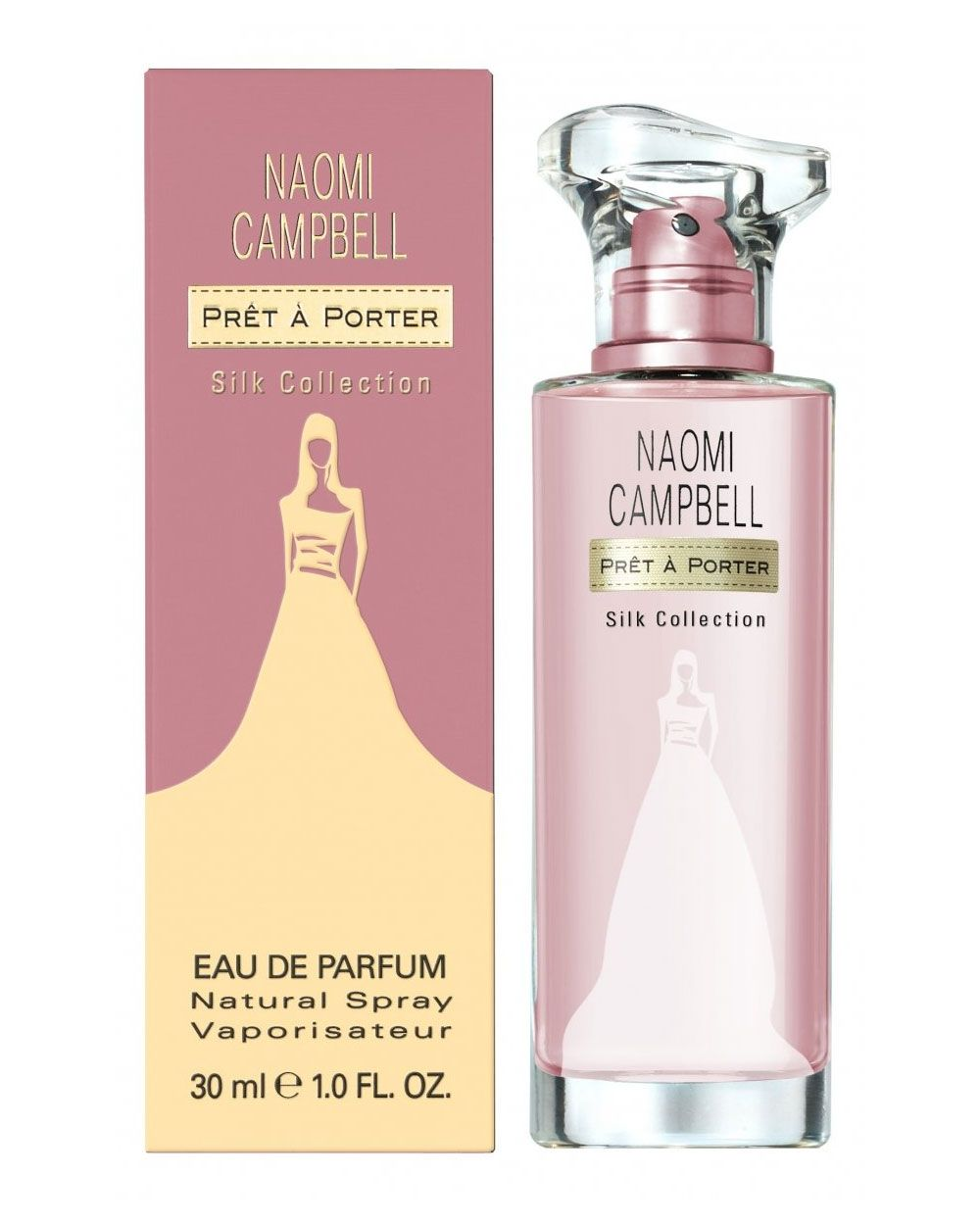 Naomi Campbell Pert A Porter Silk Collection Perfume Perfume