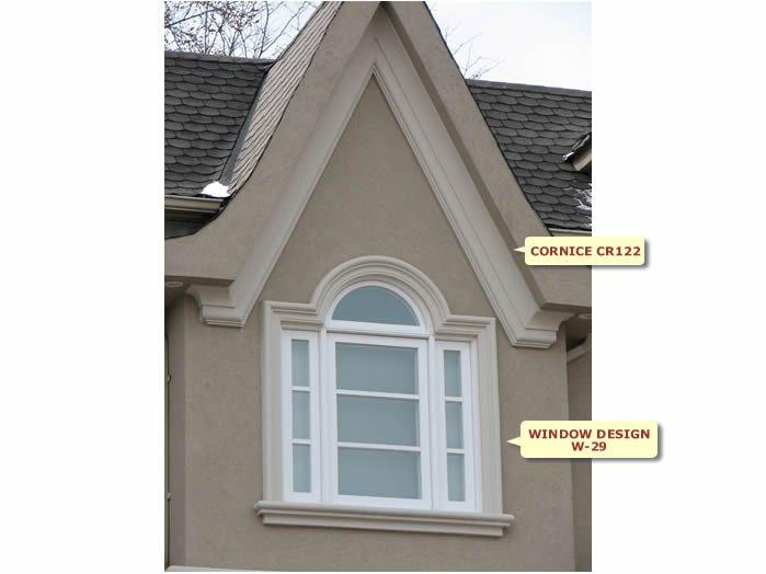 Exterior Window Trim Stucco stucco window | curb apeal | pinterest | window, window trims and