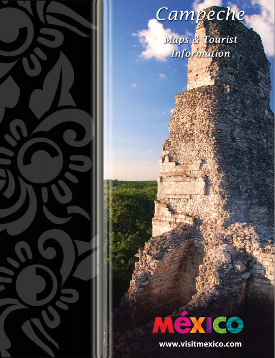 Discover Campeche / Descubre Campeche.  Download the complete guide  here: http://arduinna.com.mx/pdf/cpe_en.pdf Descarga la guía completa aquí: http://arduinna.com.mx/es/cpe_es.html