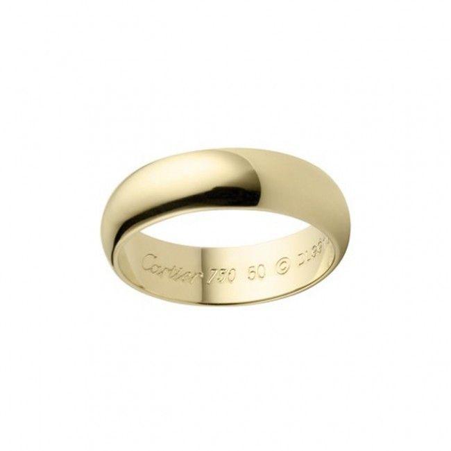 Mens Wedding Bands Cartier B4059600