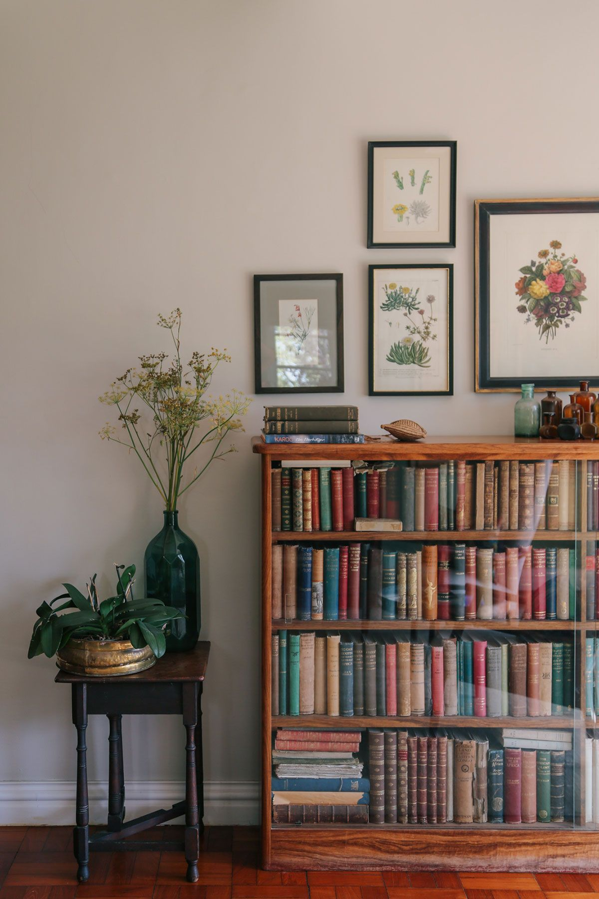 Photo of A florist's bohemian home in Cape Town · Miss Moss