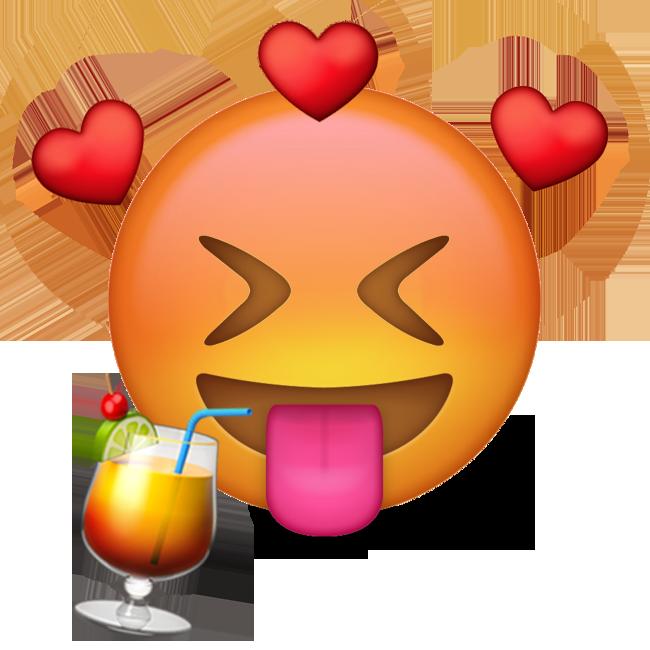 Pin em Emojis