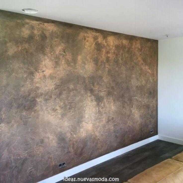 Pinturas Texturadas Para Paredes Interiores