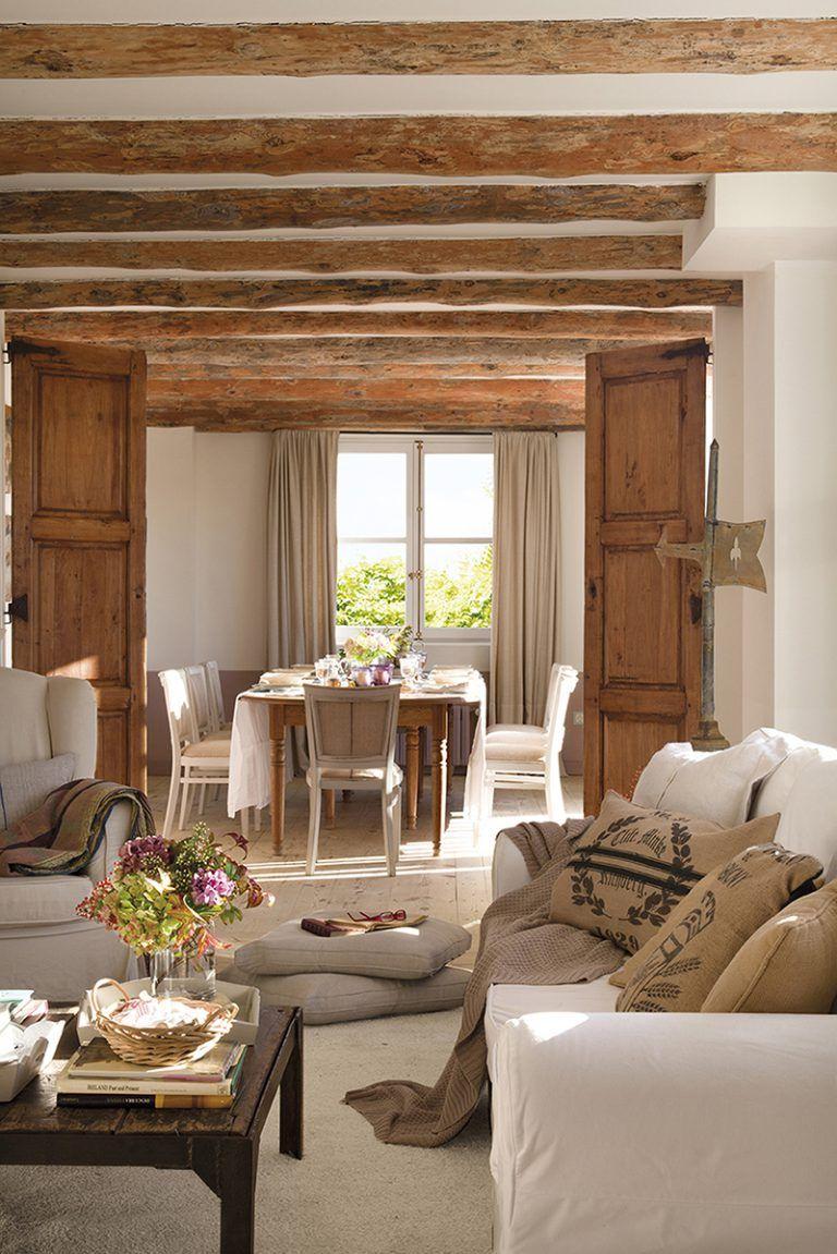 Arredamento Rustico Casa rustic chic in cantabria | arredamento, arredamento casa e