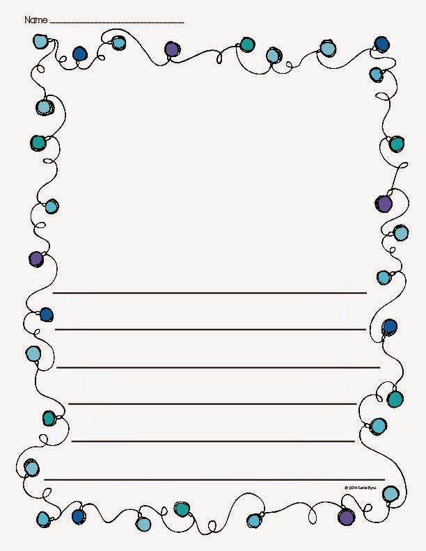 Print and Go! Christmas Christmas Pinterest Kindergarten