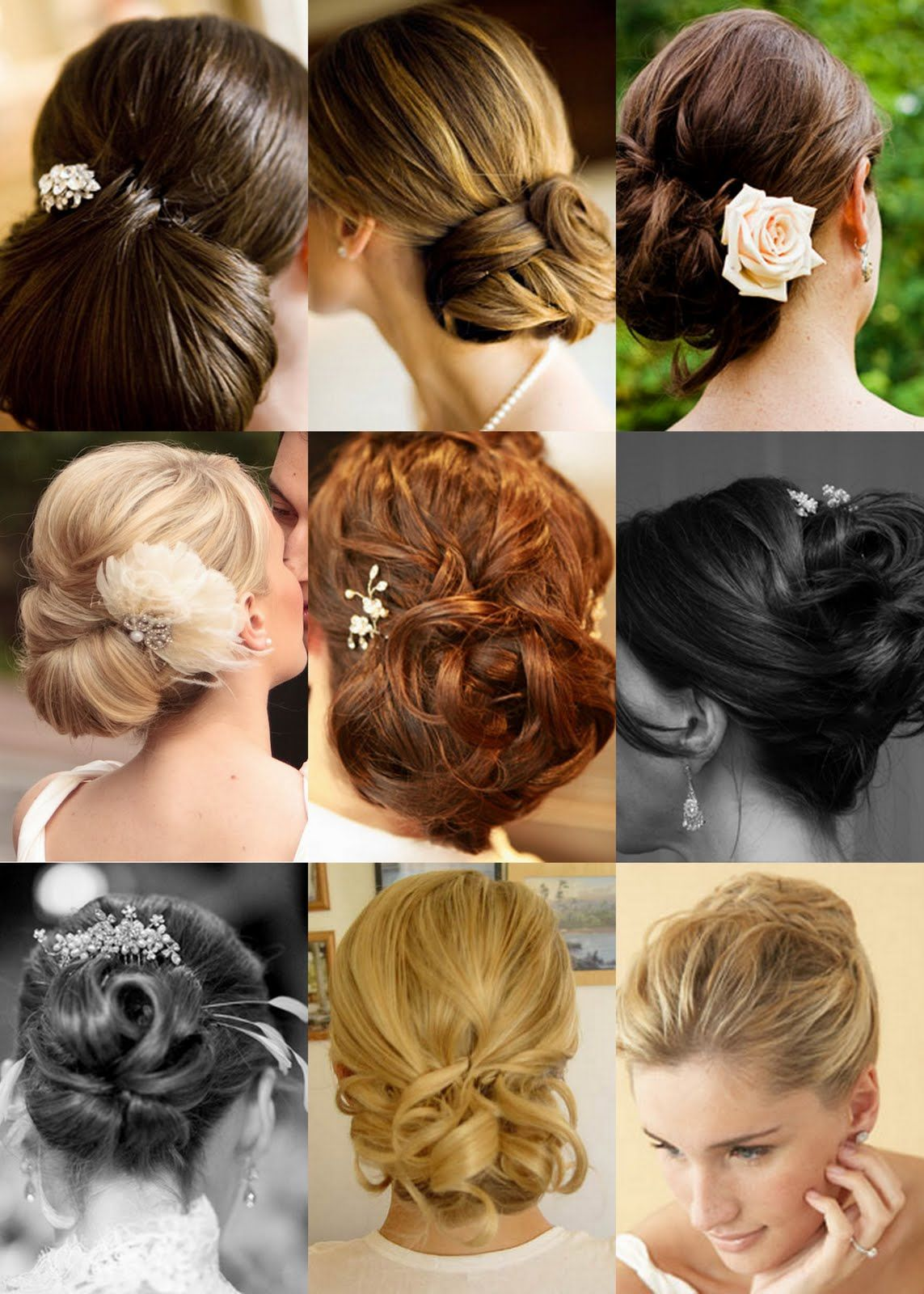 A bunch of styles makeover pinterest hair style low loose